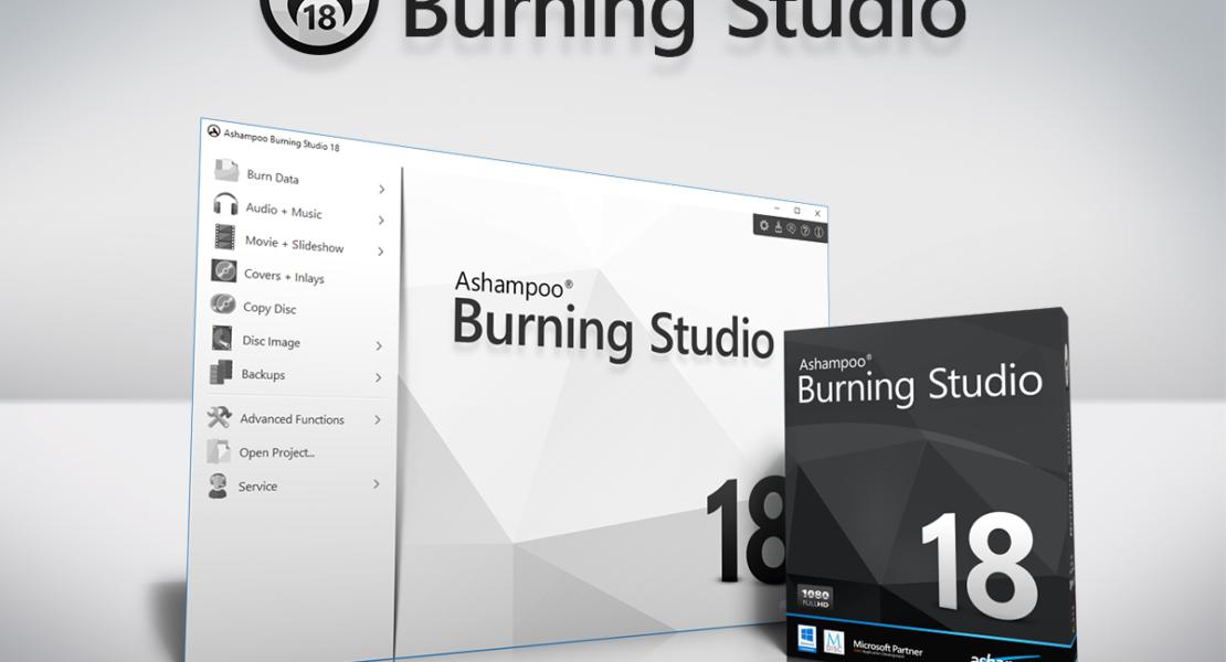 Ashampoo Burning Studio 2018 (PC) Ücretsiz Lisans İndir