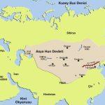 Asya Hun Devleti ve Hükümdarları