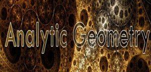 Analitik Geometri1